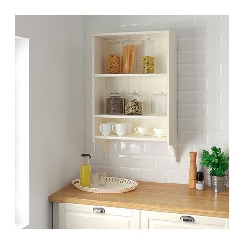 Tornviken Wall Shelf Off White Home In 2019 Ikea Wall