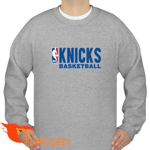 Knicks Basketball Sweatshirt Sweatshirts Basketball Sweatshirts Print Clothes