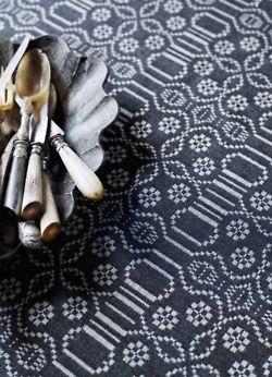 cross-stitch pattern - geometric