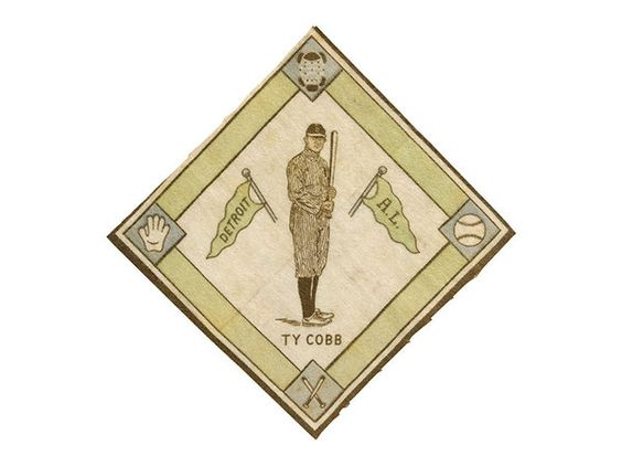 Ty Cobb Detriot American League - Miller's Antiques & Collectables Price Guide