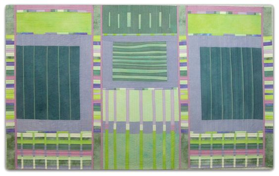 A Different Palette | by Melody Johnson Quilts: