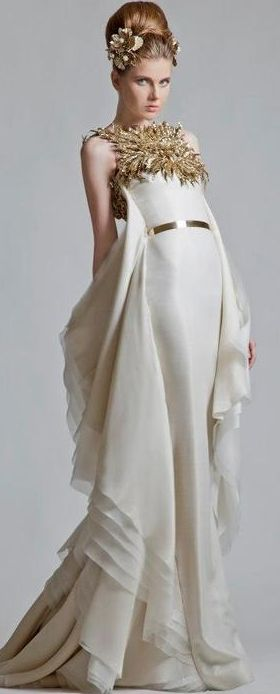 Krikor Jabotian, Fall Winter 2012 www.fashion.net