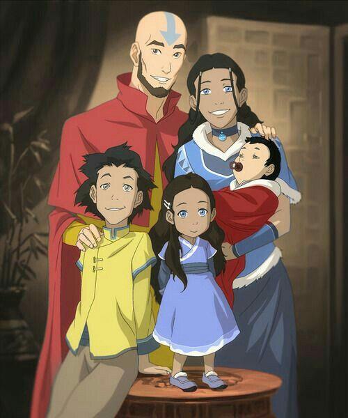 GianeVaca 《Avatar La Leyenda De Aang》 | Personajes de avatar, Avatar,  Avatar la leyenda de aang