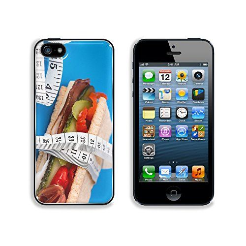 MSD Premium Apple iPhone 5 iphone 5S Aluminum Backplate Bumper Snap Case Diet Snack Health Food Eating Image 617756 *** For more information, visit image link.