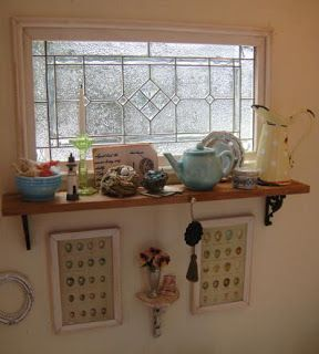 Kitchen details from My Dollhouse Days