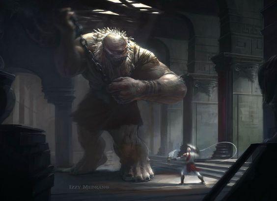 God of War III - Cyclops