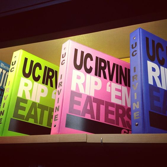 Rippin' it all day, every day! Like an Anteater should. Zot Zot ZOT! Photo by ucirvine via Instagram. #UCIPride #UCIrvine #UCI