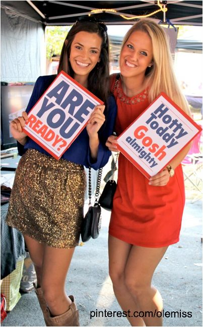 Spotted in the Grove last weekend: Ole Miss printables! Click the photo for more printables.