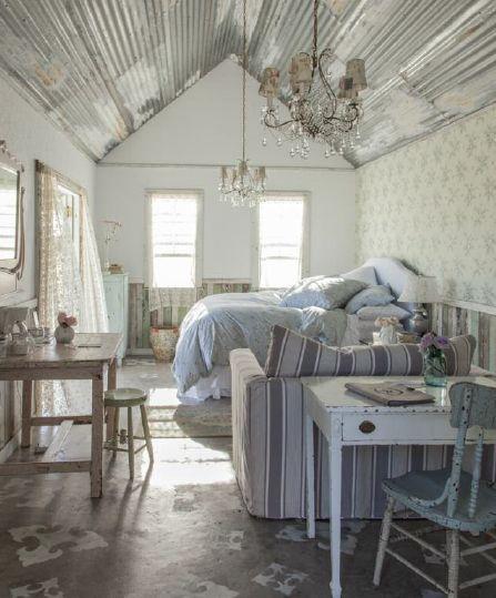The Prairie by Rachel Ashwell: Faith Cottage. #shabbychic #RachelAshwell #ThePrairie