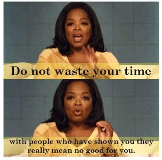 How many people did Oprah help?
