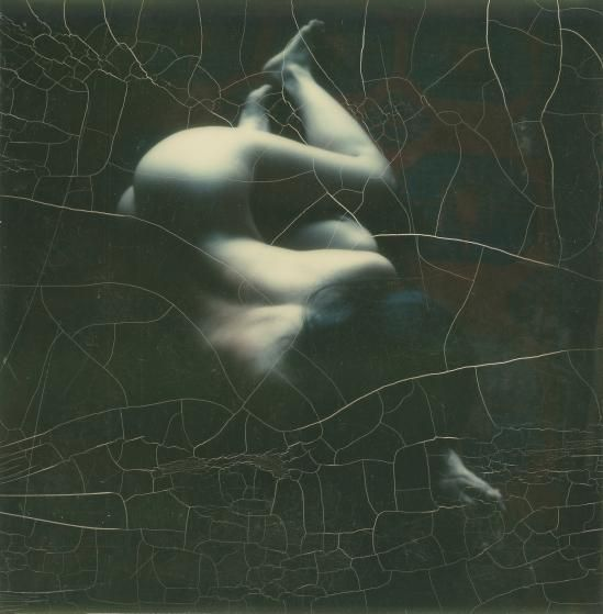 Nude photographed with a Polaroid SX-70 camera, 1972.Co Rentmeester—The LIFE Picture Collection/Getty Images