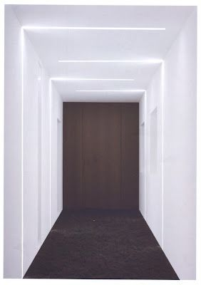 iluminación pasillo