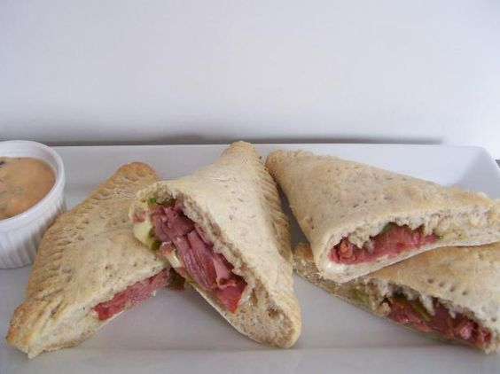 Reuben Turnovers. Photo by * Pamela *