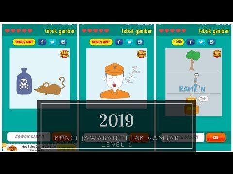 Kunci Jawaban Tebak Gambar Level 2 2019 Youtube Gambar Kunci Youtube