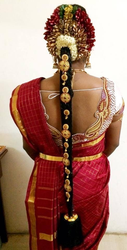 traditional blouse designs and braids on pinterest