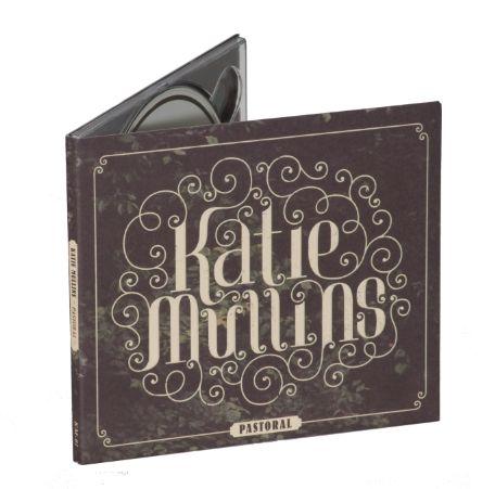 Katie Mullins cd cover, by Ryan Feerer