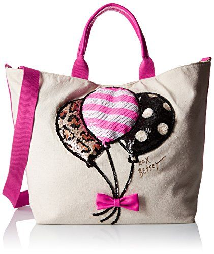 Betsey Johnson Amuse Me Tote Multi *** Read more reviews of the product by visiting the link on the image.