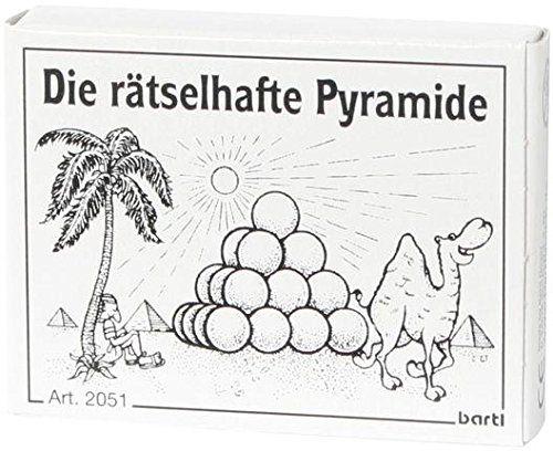 Die rätselhafte Pyramide, Bartl, EUR 3,19