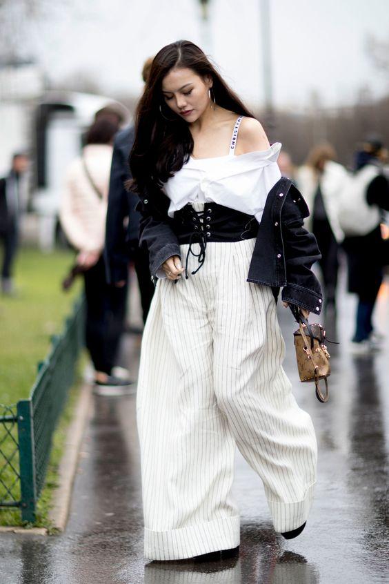 Tendencias desde el Street Style de París: