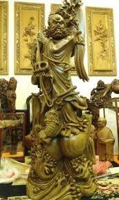 Điêu khắc gỗ Đài Loan