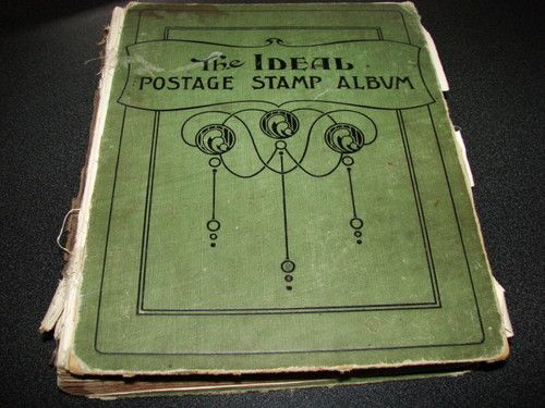 Stanley Gibbons Classic Ideal Album Commonwealth Foreign 1840 1905 NO Stamps | eBay