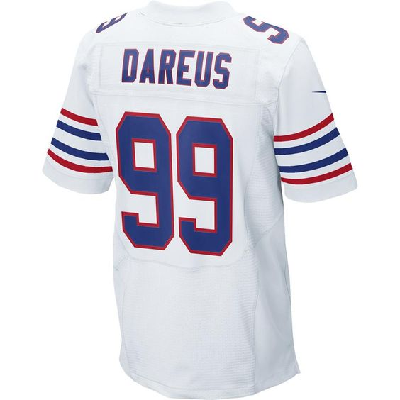 The Bills new Nike Throwback Game Buffalo Bills Jerseys were revealed today. Click on the 99 to check them out and buy yours!