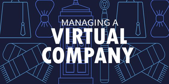 Managing A Virtual Company