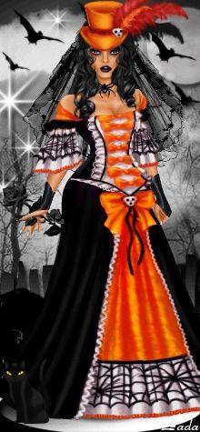 #halloween #dressupgames