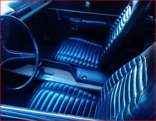 1971 78 Dodge Charger Interior Classic Car Interior Parts