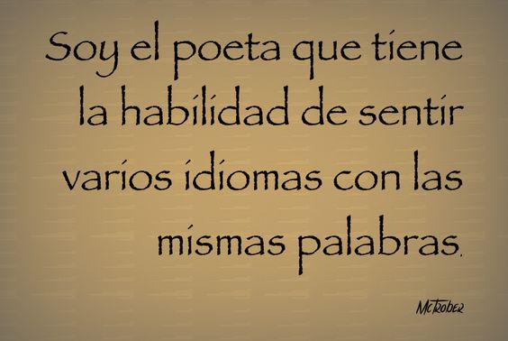 #VariosIdiomas