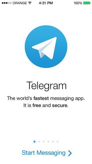 Telegram presenta problemas en sus servidores debido a la gran demanda de registros