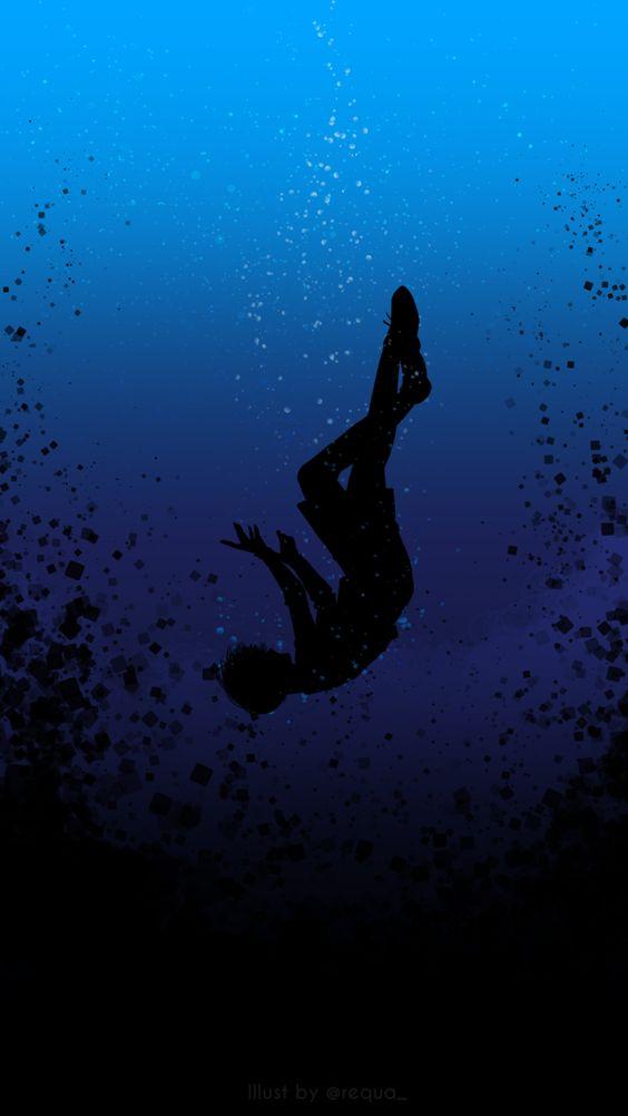 drowned(requa_) | Illustrations - MediBang