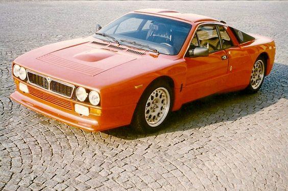 1984 Lancia Rallye 037 (Chassis Number ZLA151AR000000089)