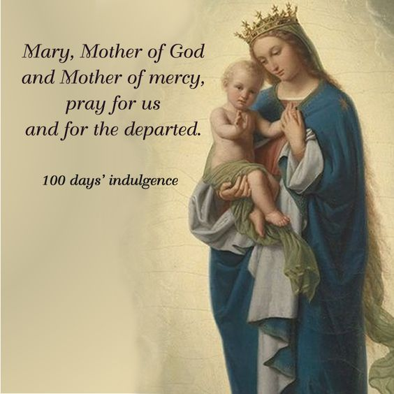 Mother Of God Movie Quote: Mary, Mother Of God And Mother Of Mercy, Pray For Us And