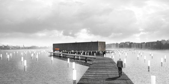 atP arquitectos - tercer lugar concurso internacional que homenajea a víctimas de vuelo MH17