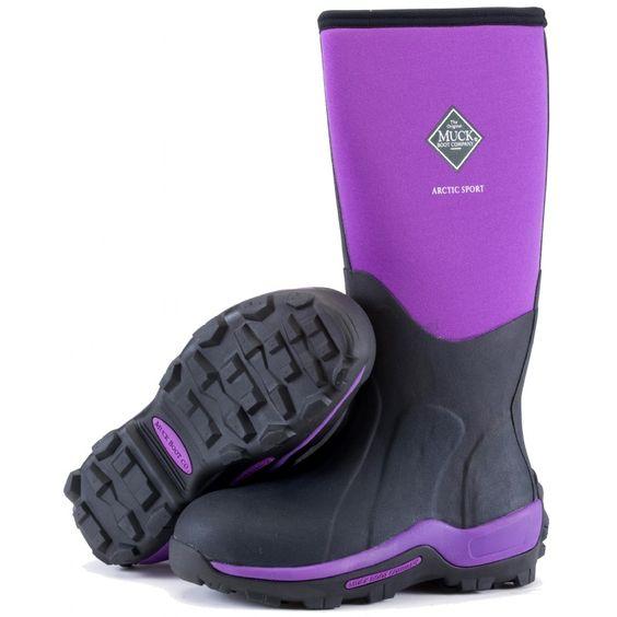 Muck Boots Arctic Sport PURPLE!