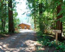 My cabin!! 6-bedrooms with great views! Seaview Lodge, Sechelt, British Columbia
