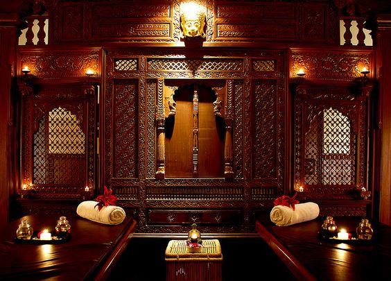 Spa Couple Massage Room