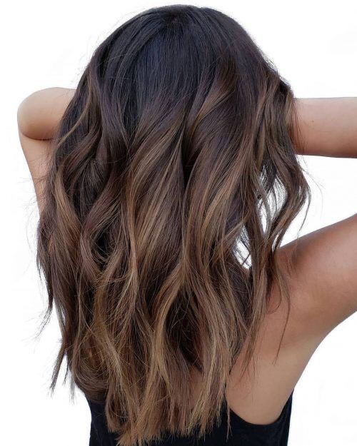 Pin Von Rabbit Auf How I Wanna Dye My Hair Dunkle Haare Mit Strahnen Braune Haare Strahnen Braune Haare Blonde Highlights