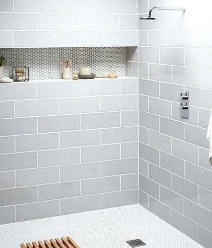 Tile Shelves Best Recessed Shower Shelf Ideas On Built In Shower