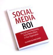 Social Media ROI - @Olivier Blanchard  wears his marketing heart on his Social Media ROI shoulders in this book.     He gives you more than a recipe of what SM ROI is about. Olivier gives you a robust blueprint of how any organisation can use the power of social media as a means towards a brighter end.