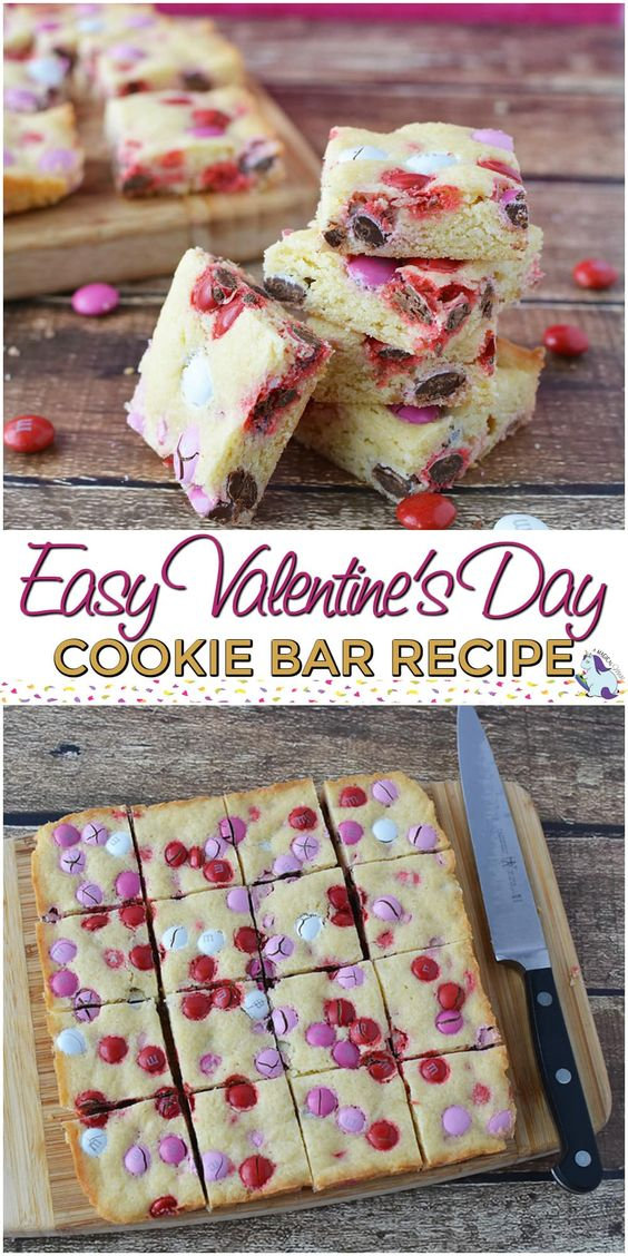 Easy Cookie Bar