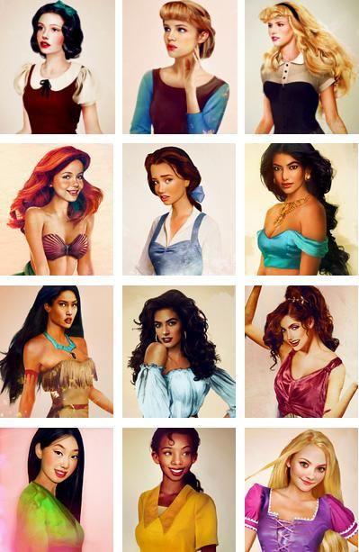 Disney princess Princesses and