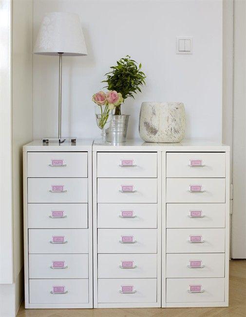 helmer drawer units from ikea craft storage pinterest. Black Bedroom Furniture Sets. Home Design Ideas