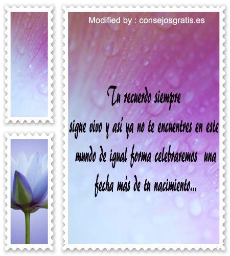 frases con imàgenes de cumpleaños para mi Mamà,saludos de cumpleaños para mi Mamà http  www