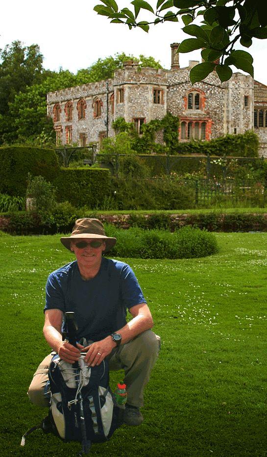 Mannington Hall, a moated medieval manner house set in the depths of rural Norfolk