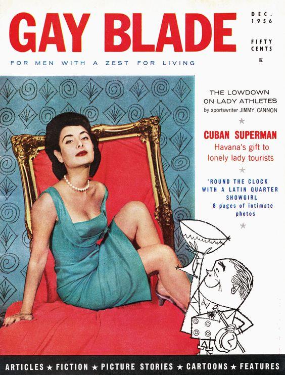 Blade Magazine Gay 74