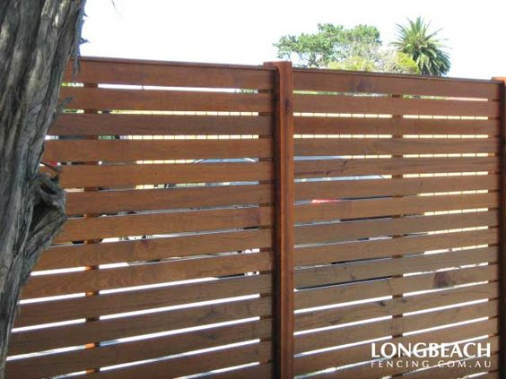 Fencing lattices and melbourne on pinterest for Wood screen fence