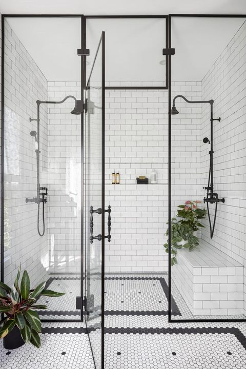 25+ Walk in Shower Ideas - Bathrooms With Walk-In Showers