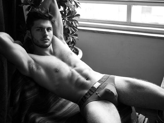 """eroticco-magazine:  Model: Lucas ParisiPhotographer: Antonio Bezerra""""Didio""""  @eroticcomag on Instagram   Like on Facebook - http://www.facebook.com/eroticco"""